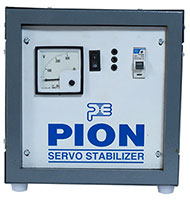 1- Phase Air Cooled Servo Controlled Voltage Stabilizer