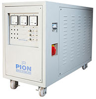3- Phase Air Cooled Servo Controlled Voltage Stabilizer (Analog)